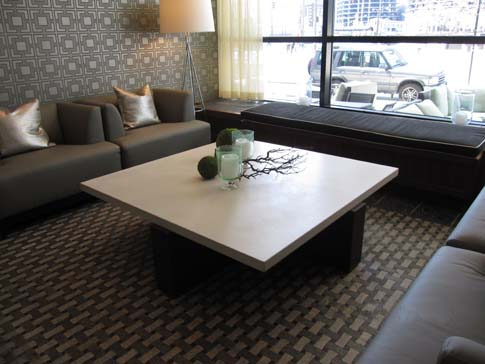 images of white coffee table