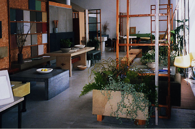 Showroom, Fall 2006